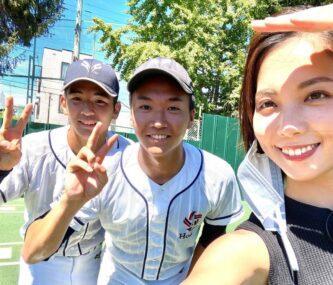 ヒロド歩美 高校野球