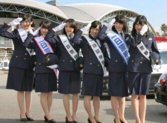 愛知県警 女性警察官